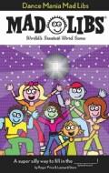 Dance Mania Mad Libs (Paperback)