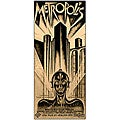 Schuluz Nendamm 'Metropolis' Framed Canvas Art