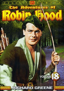 The Adventures of Robin Hood Vol 18 (DVD)