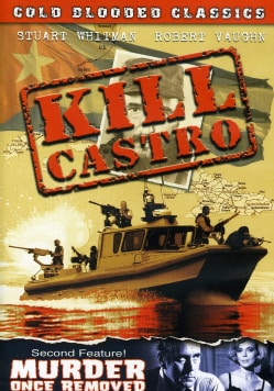 Cold Blooded Classics: Kill Castro/Murder Once Removed (DVD)