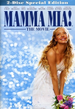 Mamma Mia!: The Movie (Special Edition) (DVD)