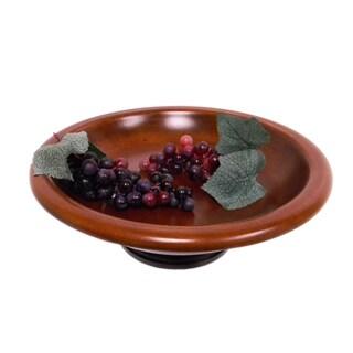 Mango Wood 'Bold Comfort' Bowl (India)