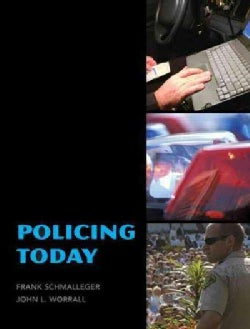 Policing Today (Paperback)