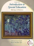 Introduction to Special Education: Making a Difference (Paperback)