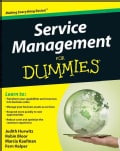 Service Management for Dummies (Paperback)