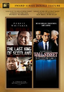 Fox Best Actor Double Feature: Wall Street / Last King of Scotland (DVD)