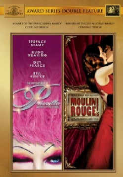 Adventures Of Pri/Moulin Rouge: Best Costume Design Double Feature (DVD)