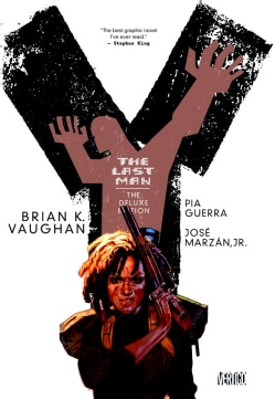 Y - the Last Man Deluxe Edition Vol. 2 (Hardcover)