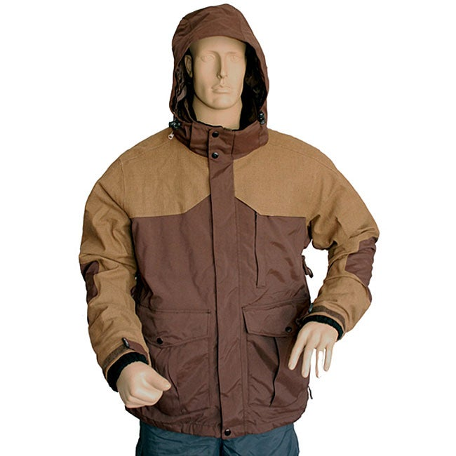 Pulse Men's 'Systems' Snowboard Jacket