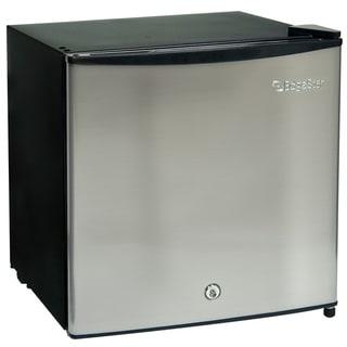 EdgeStar 1.1-cubic-foot Stainless Steel Fridge / Freezer with Lock