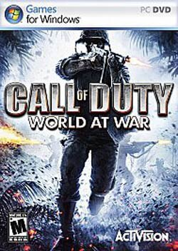 PC - Call of Duty: World at War
