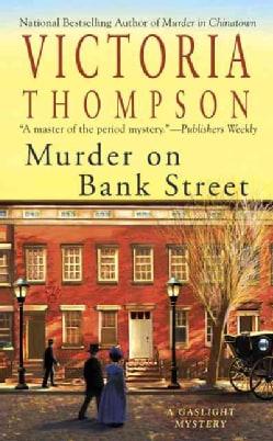 Murder on Bank Street (Paperback)