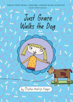 Just Grace Walks the Dog (Paperback)