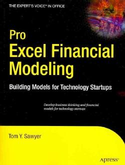 Pro Excel Financial Modeling: Building Models for Technology Startups (Paperback)