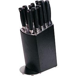 11-piece Gourmet Knife Block Set