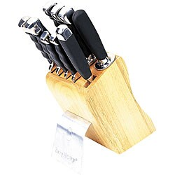 Dolce 11-piece Knife Block Set