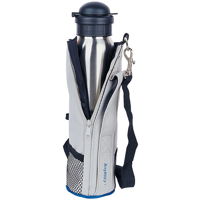 Stainless Steel 4-in-1 Sports Flask
