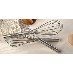 6-piece Whisk and Spatula Set