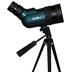 Rokinon Green SP 9-27 x 50mm Spotting Scope with Tabletop Tripod