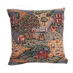 Old McDonald 24-inch Large Floor Pillow