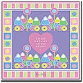 Grace Riley 'Sweet Dreams Sweet Heart' Framed Gallery-Wrapped Canvas Art