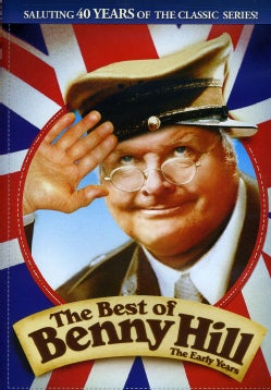 The Best Of Benny Hill (DVD)