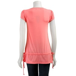 Milana by Yogacara Women's Short-sleeve Tunic