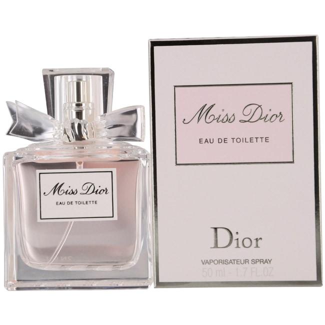 Christian Dior Miss Dior Women's 1.7-ounce Eau de Parfum Spray