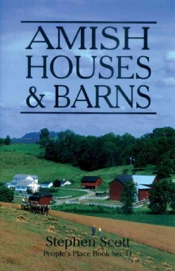 Amish Houses & Barns (Paperback)