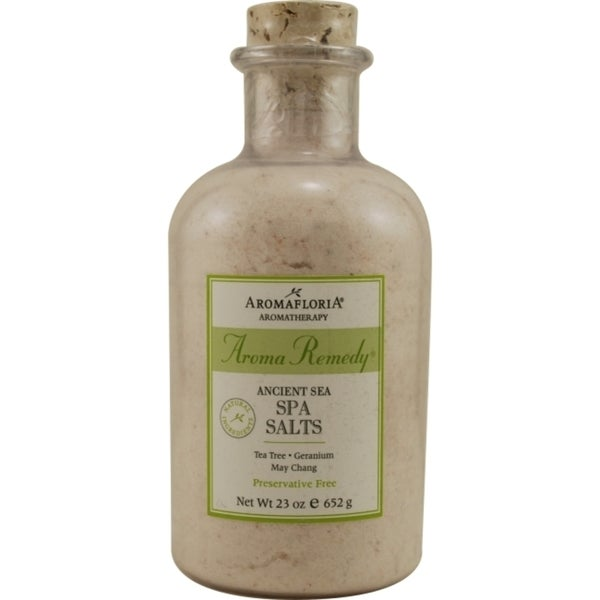 Aroma Remedy Unisex 23-ounce Ancient Sea Spa Salts