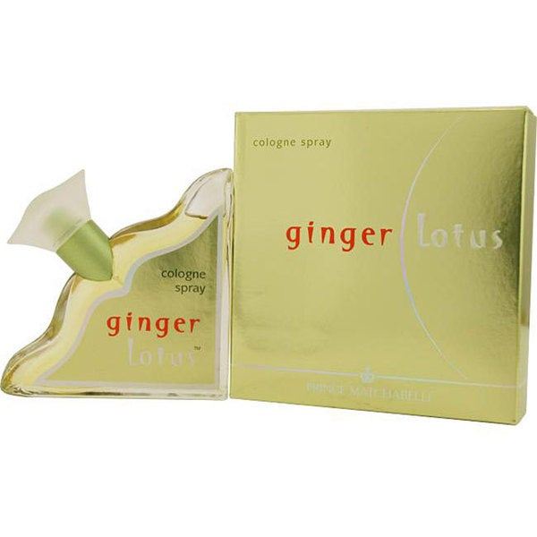 Ginger Lotus by Prince Matchabelli Women's 1 oz Cologne Spray