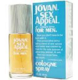Jovan Sex Appeal Men's 3-ounce Cologne Spray