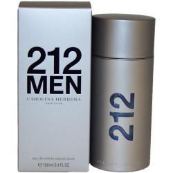 Carolina Herrera '212' Men's 3.4-ounce Eau de Toilette Spray