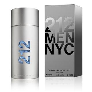 Carolina Herrera 212 Men's 3.4-ounce Eau de Toilette Spray