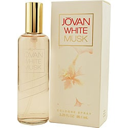 Jovan White Musk Women's 3.25-ounce Cologne Spray