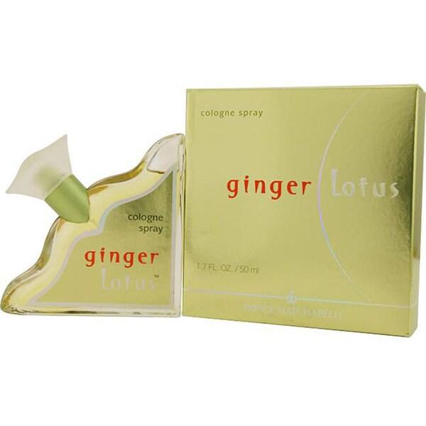 Ginger Lotus by Prince Matchabelli Women's 1.7 oz Spray