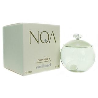 Noa by Cacharel Women's 3.4-ounce Eau de Toilette Spray