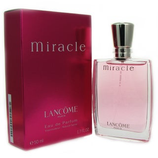 Miracle by Lancome Women's 1.7-ounce Eau de Parfum Spray