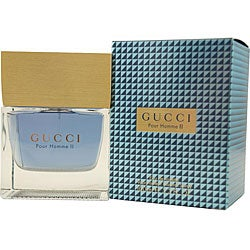 Gucci Pour Homme II by Gucci Men's 3.4-ounce Eau de Toilette Spray