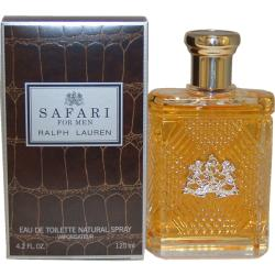 Safari by Ralph Lauren 4.2-ounce Men's Eau de Toilette Spray