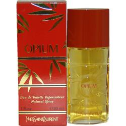 Opium by Yves Saint Laurent Women's 1-ounce Eau de Toilette Spray