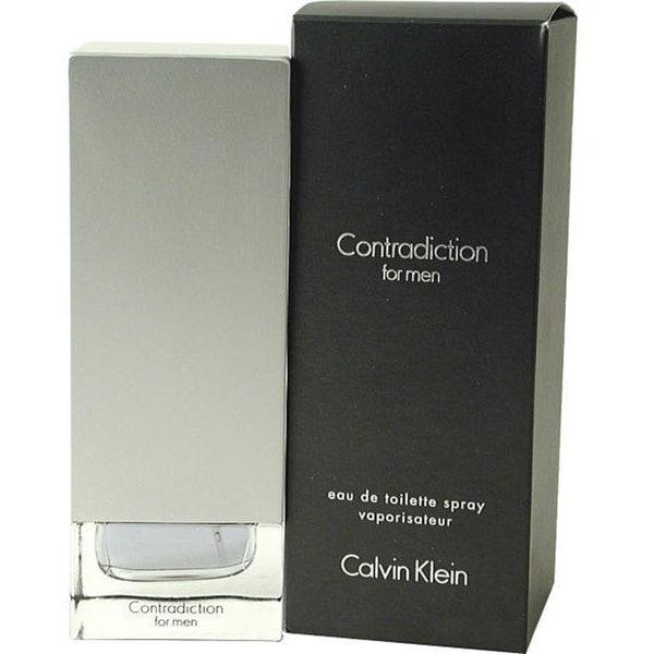 Calvin Klein Contradiction Men's Fragrance 3.4-ounce Eau de Toilette Spray