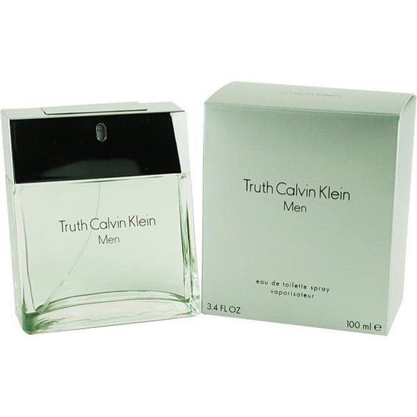 Calvin Klein Truth 3.4-ounce Men's Eau de Toilette Spray