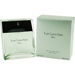 Truth by Calvin Klein 3.4-ounce Men's Eau de Toilette Spray