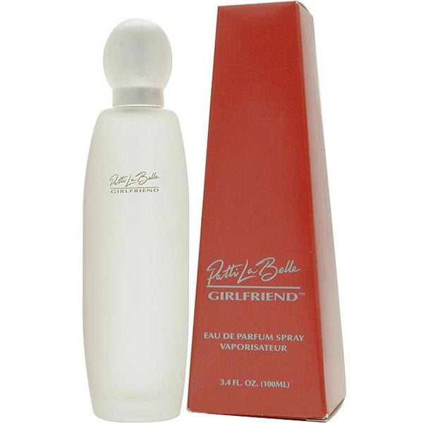 Patti Labelle Girlfriend Women's 3.4-ounce Eau de Parfum Spray