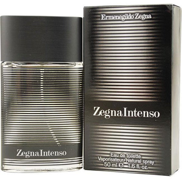 Zegna Intenso by Ermenegildo Zegna Men's 1.6-ounce Eau de Toilette Spray
