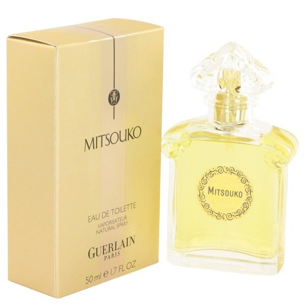 Mitsouko Women's 1.7-ounce Eau de Toilette Spray