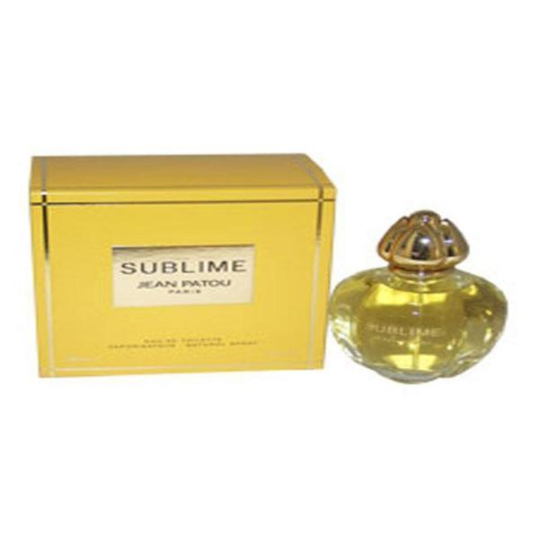 Sublime by Jean Patou Womens Eau De Toilette Spray 1 oz