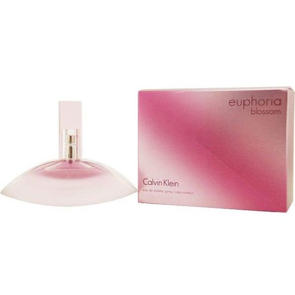 Calvin Klein Euphoria Blossom Women's 3.4-ounce Eau de Toilette Spray