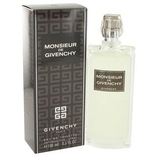 Monsieur Givenchy Men's 3.3-ounce Eau de Toilette Spray